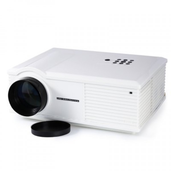 PH580 LCD 3200 Lumens 2000:1 Contrast LED Projector (US Plug)