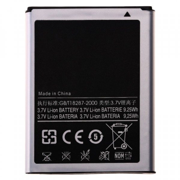 2500mAh Li-ion Battery Replacement EB615268VU for Samsung Note 1 / N7000 / I9220 / I9228 / I889