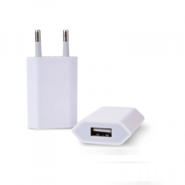 5V1A Hot Selling for iPhone 8 European USB Charger