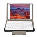 Bluetooth Keyboard PU Leather Case Stand Cover  for Pad Universal 7inch 8inch